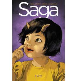 IMAGE COMICS SAGA DLX ED HC VOL 02