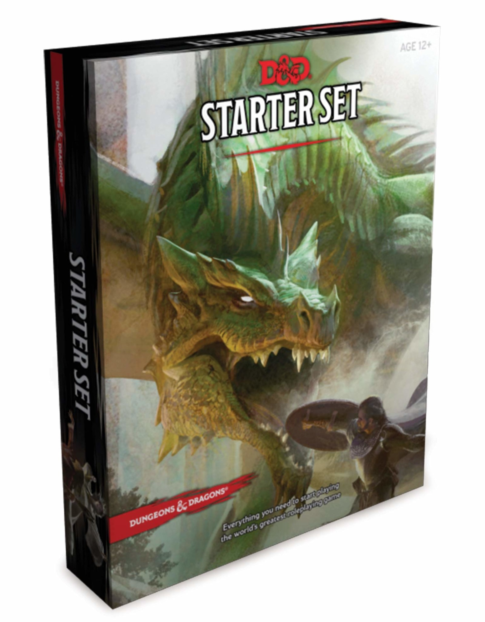 WIZARDS OF THE COAST D&D 5TH EDITION/NEXT STARTER SET BOX