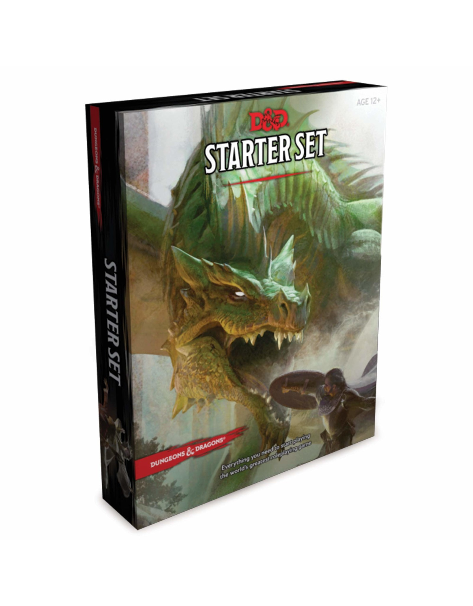 WIZARDS OF THE COAST D&D 5TH EDITION STARTER SET BOX