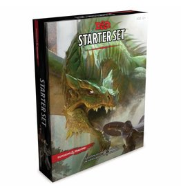 WIZARDS OF THE COAST D&D 5TH ED STARTER SET BOX
