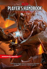 WIZARDS OF THE COAST DUNGEONS & DRAGONS RPG 5TH EDITION/NEXT PLAYER'S HANDBOOK
