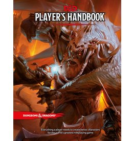 WIZARDS OF THE COAST DUNGEONS & DRAGONS 5TH EDITION PLAYER'S HANDBOOK