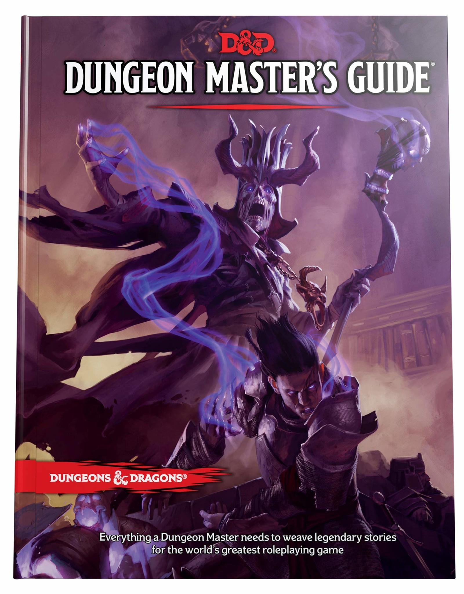 WIZARDS OF THE COAST DUNGEONS & DRAGONS RPG 5TH EDITION/NEXT DUNGEON MASTERS GUIDE