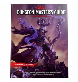 WIZARDS OF THE COAST D&D 5E DUNGEON MASTER'S GUIDE