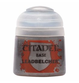 GAMES WORKSHOP CITADEL BASE LEADBELCHER