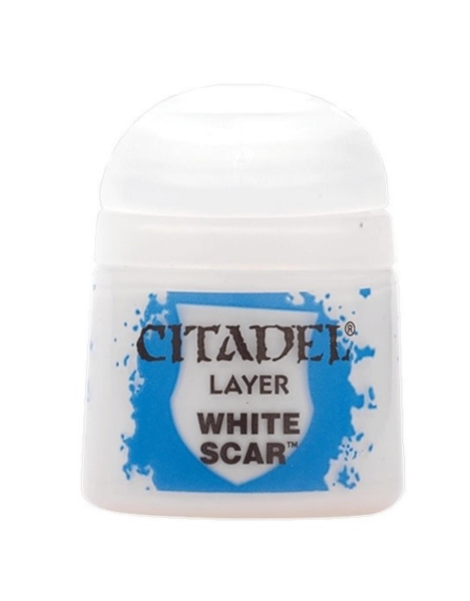 GAMES WORKSHOP CITADEL PAINT LAYER WHITE SCAR