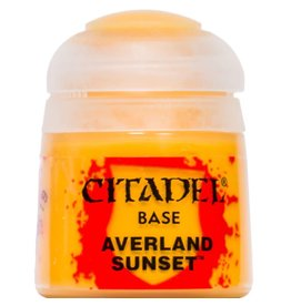 GAMES WORKSHOP CITADEL BASE: AVERLAND SUNSET (12ML)