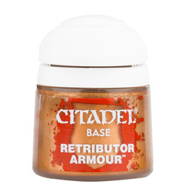GAMES WORKSHOP CITADEL BASE RETRIBUTOR ARMOUR 12ML