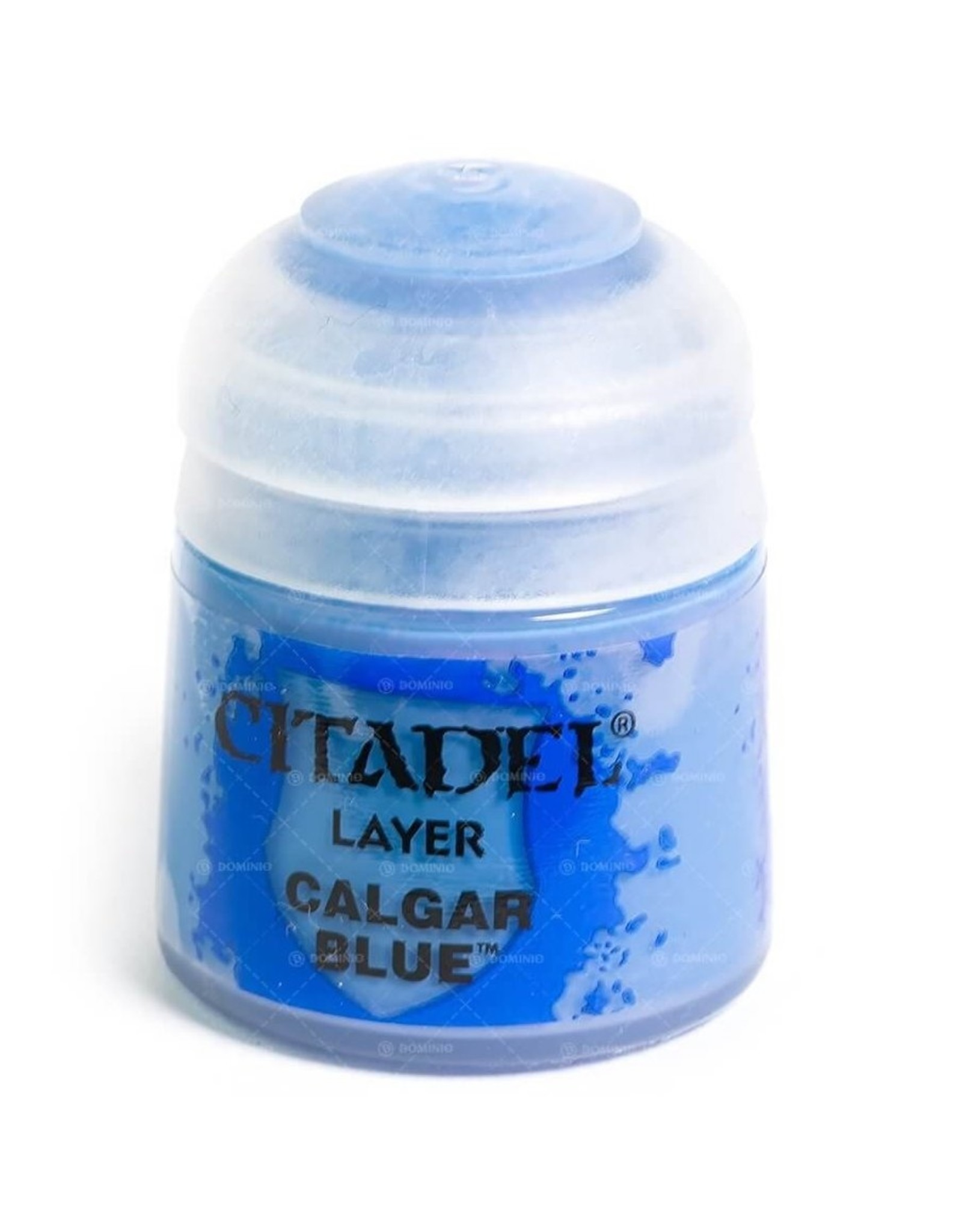 GAMES WORKSHOP CITADEL PAINT LAYER CALGAR BLUE