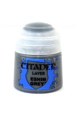 GAMES WORKSHOP CITADEL PAINT LAYER ESHIN GREY