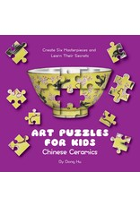 ART PUZZLES FOR KIDS CHINESE CERAMICS