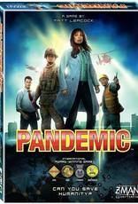 Z-MAN GAMES INC PANDEMIC BOARD 2013 EDITION
