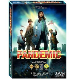 Z-MAN GAMES INC PANDEMIC 2013 EDITION