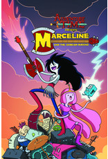 BOOM! STUDIOS ADVENTURE TIME MARCELINE & THE SCREAM QUEENS TP VOL 01