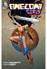 DC COMICS AME COMI GIRLS TP VOL 01