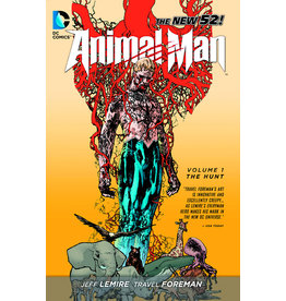 DC COMICS ANIMAL MAN TP VOL 01 THE HUNT