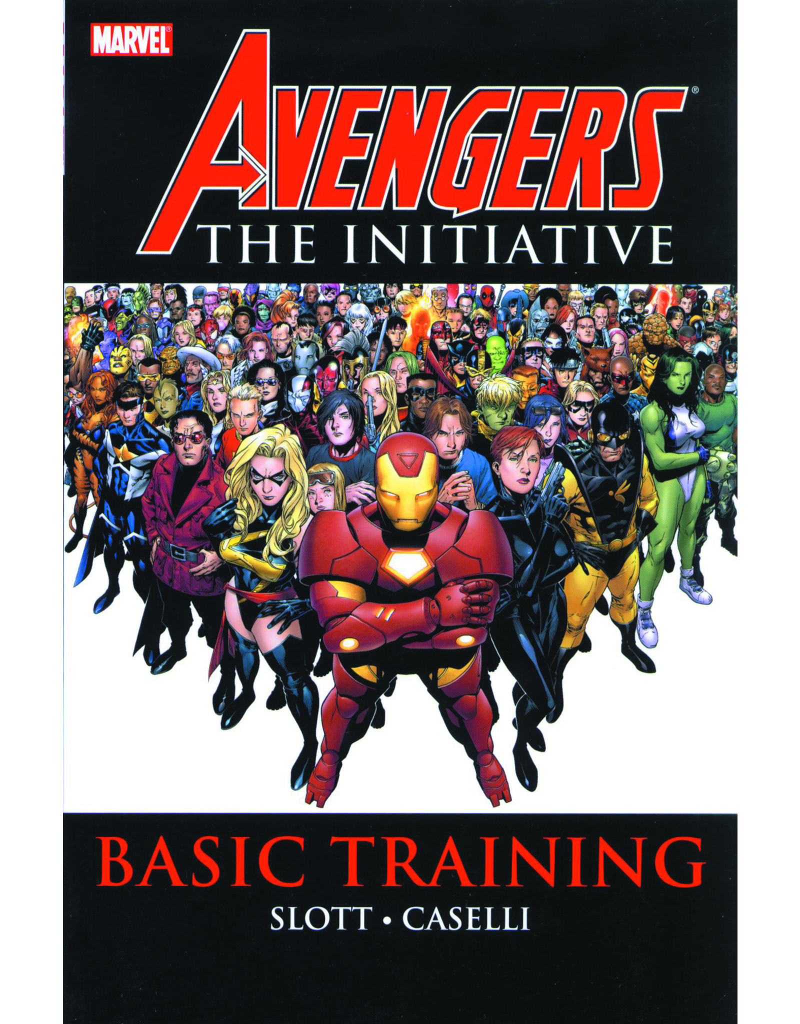 MARVEL COMICS AVENGERS INITIATIVE TP VOL 01 BASIC TRAINING