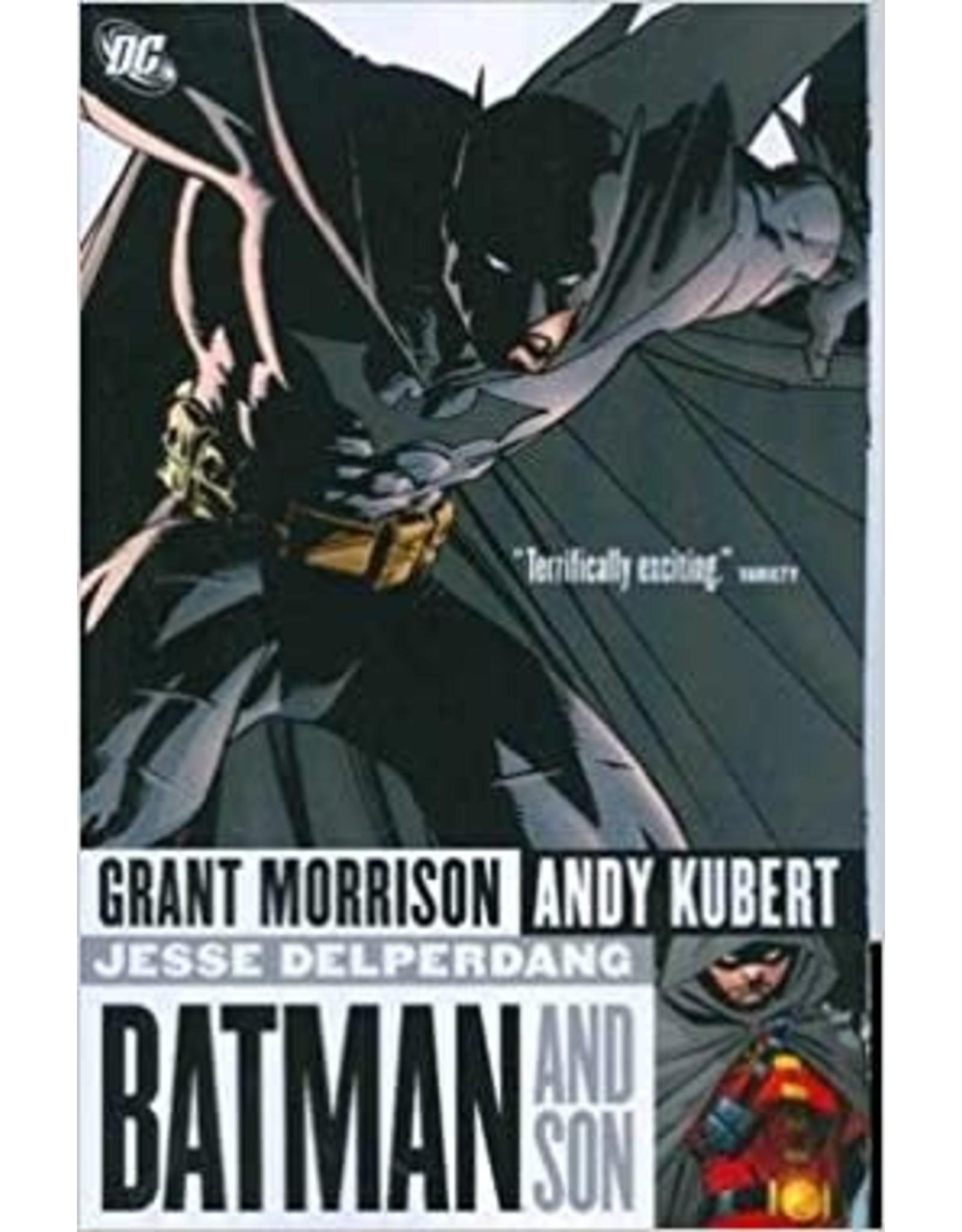 DC COMICS BATMAN BATMAN AND SON TP