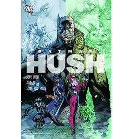 DC COMICS BATMAN HUSH COMPLETE TP