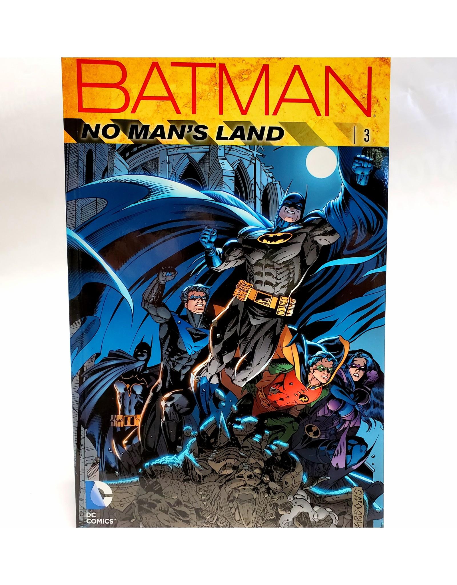 DC COMICS BATMAN NO MANS LAND TP VOL 03 NEW EDITION