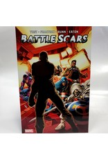MARVEL COMICS BATTLE SCARS TP