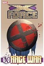 MARVEL COMICS COUNTER X TP X-FORCE RAGE WAR