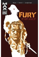 MARVEL COMICS FURY MAX TP VOL 01 MY WAR GONE BY