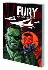 MARVEL COMICS FURY MAX TP VOL 02 MY WAR GONE BY