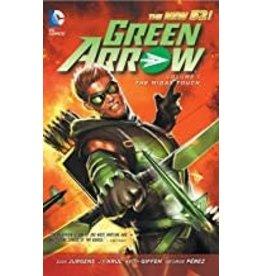 DC COMICS GREEN ARROW TP VOL 01 THE MIDAS TOUCH