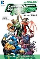 DC COMICS GREEN LANTERN NEW GUARDIANS HC VOL 01 RING BEARER