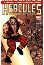 MARVEL COMICS HERCULES TP TWILIGHT OF A GOD