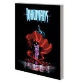 MARVEL COMICS INHUMANS TP BY RIGHT OF BIRTH