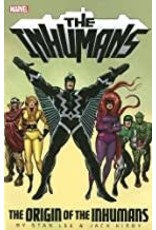 MARVEL COMICS INHUMANS TP ORIGIN OF INHUMANS