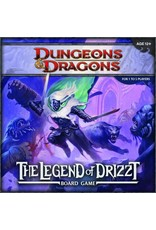 WIZARDS OF THE COAST D&D LEGEND OF DRIZZT BOARD GAME