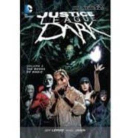 DC COMICS JUSTICE LEAGUE DARK TP VOL 02 BOOKS OF MAGIC