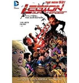 DC COMICS LEGION OF SUPER HEROES TP VOL 02 DOMINATORS
