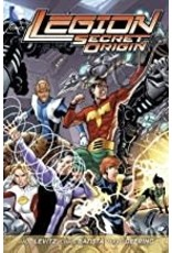 DC COMICS LEGION SECRET ORIGIN TP