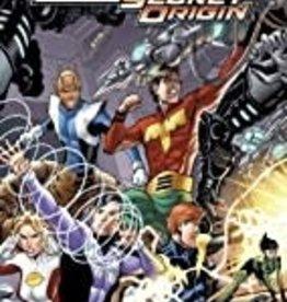 DC COMICS LEGION SECRET ORIGIN TP