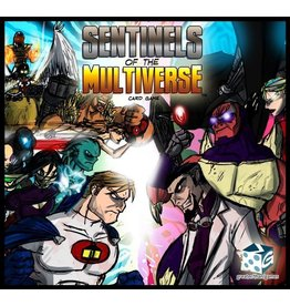 SENTINELS OF THE MULTIVERSE 1ST EDITION