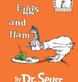 RANDOM HOUSE GREEN EGGS AND HAM HC