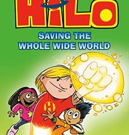 RANDOM HOUSE BOOKS FOR YOUNG R HILO GN VOL 02 SAVING THE WHOLE WIDE WORLD