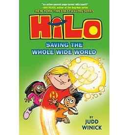 RANDOM HOUSE HILO GN VOL 02 SAVING THE WHOLE WIDE WORLD