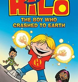 RANDOM HOUSE BOOKS FOR YOUNG R HILO GN VOL 01 BOY WHO CRASHED TO EARTH