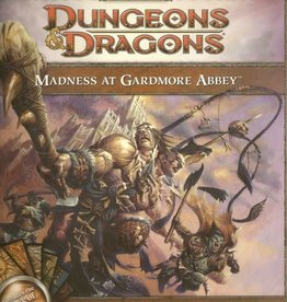 WIZARDS OF THE COAST D&D MADNESS AT GARDMORE ABBEY BOX SET (OOP)