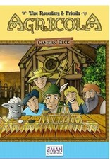 Z-MAN GAMES INC AGRICOLA GAMERS DECK EXP (OOP)