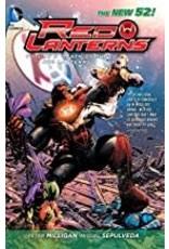 DC COMICS RED LANTERNS TP VOL 02 DEATH OF RED LANTERNS