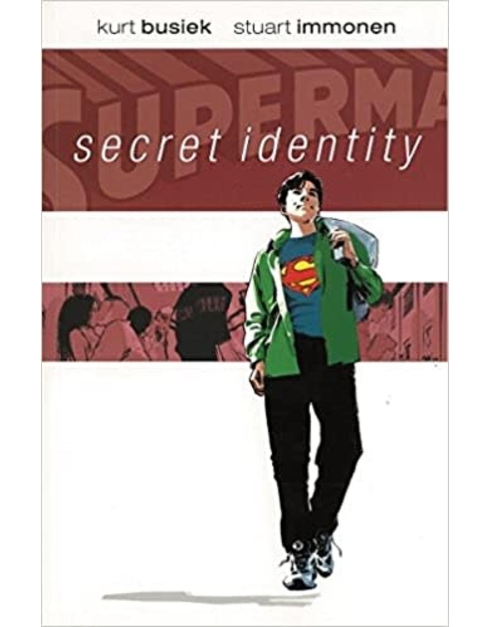 DC COMICS SUPERMAN SECRET IDENTITY TP