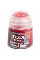 GAMES WORKSHOP CITADEL PAINT TECHNICAL BLOOD FOR THE BLOOD GOD