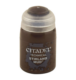 GAMES WORKSHOP CITADEL PAINT TECHNICAL STIRLAND MUD (24ML)