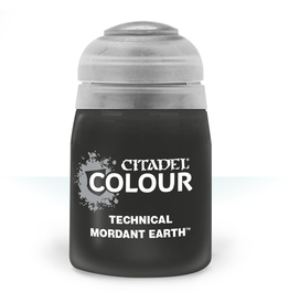 GAMES WORKSHOP CITADEL PAINT TECHNICAL MORDANT EARTH